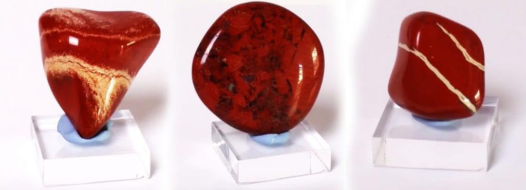 Propriedades de Jasper, Uma Pedra Incrível