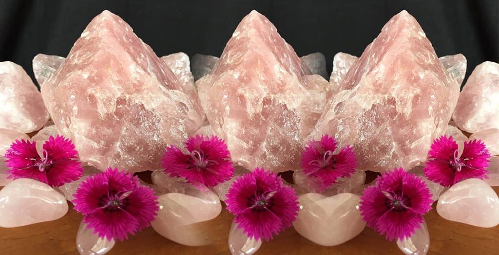 Quartzo Rosa | Significado e Propriedades de Cura
