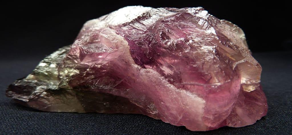 pedra Fluorita, significado Fluorita