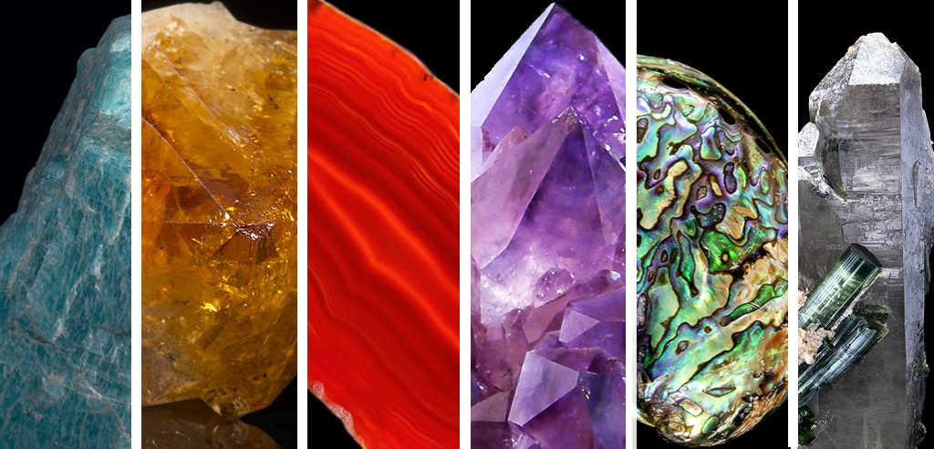 A Energia das Pedras em Sua Vida