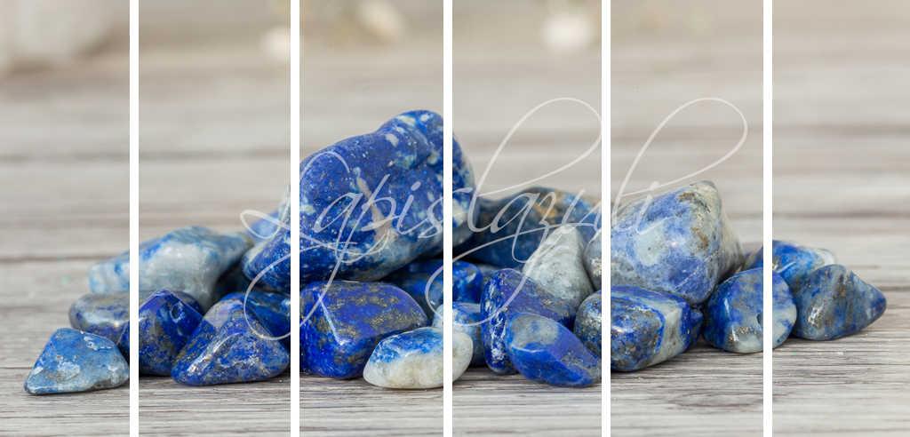 Pedras Lapis lazuli Significados e Usos