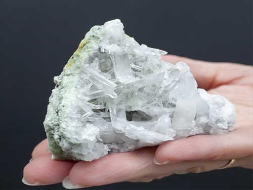 Mineral Cookeite, significado das pedras