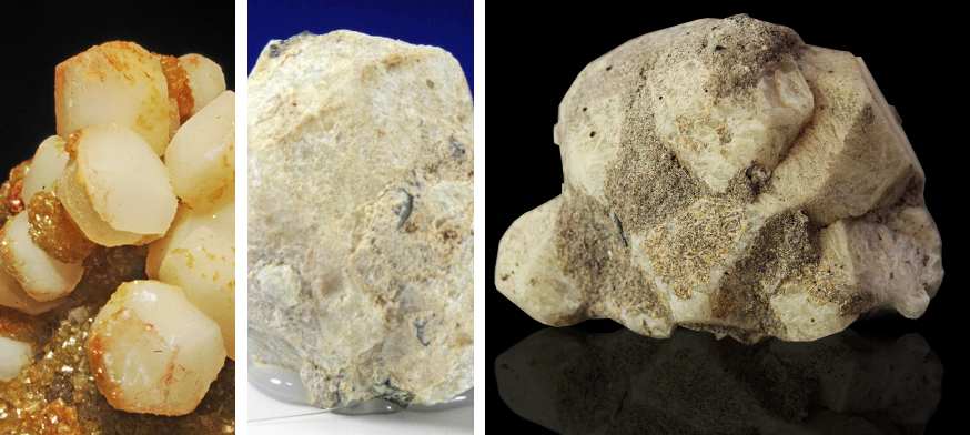 Mineral Leucita, significado das pedras