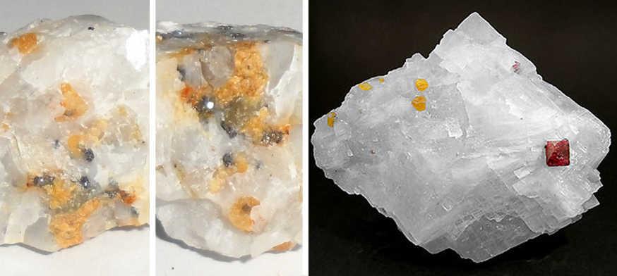 Mineral Norbergita, significado das pedras