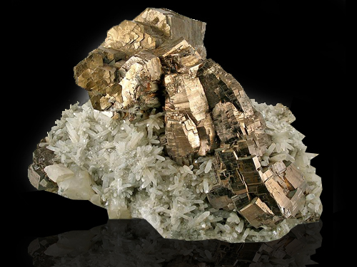 Mineral Pirrotina, significado das pedras