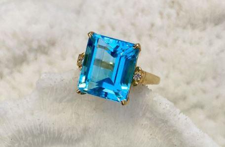azul topazio, topazio azul, pedra topazio azul