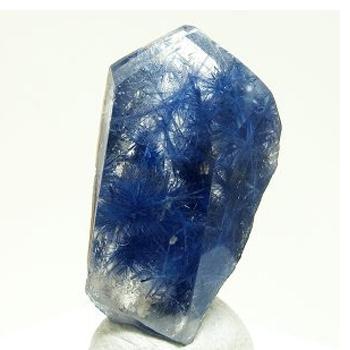Pedras azuis Dumortierita
