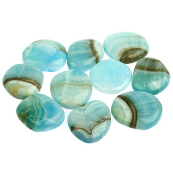 Pedras azuis Hemimorfita