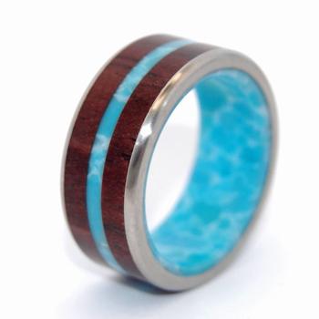 Pedras azuis Larimar