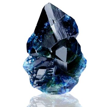 Pedras azuis Lazulita