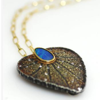 Pedras azuis Opalo