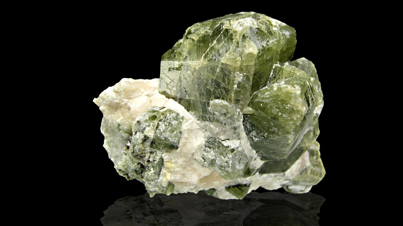Caracteristicas e Propiedades da Pedra Diopside