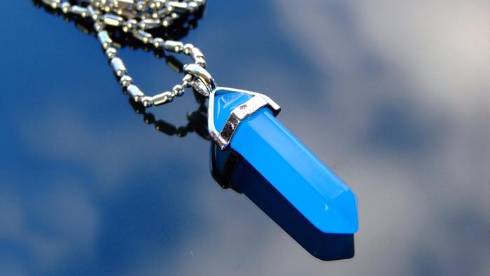 Significado da pedra Jade azul