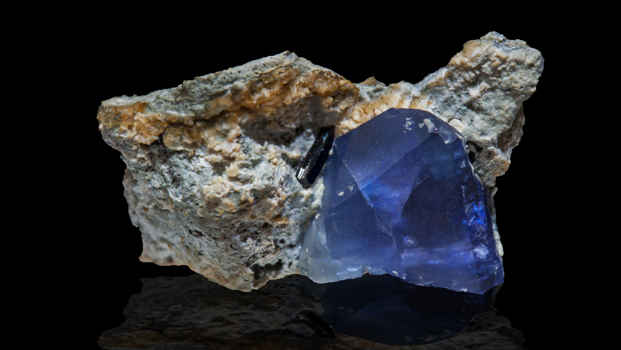 Significado pedra Benitoite