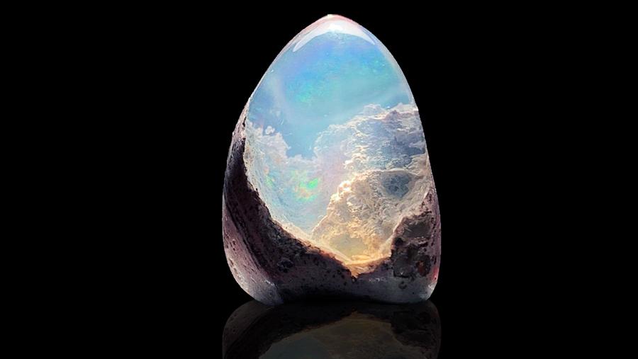 Significado pedra Opalo