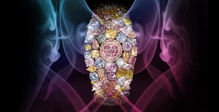 diamante rosa mais caro, diamante mais famoso, Graff Diamonds Hallucination