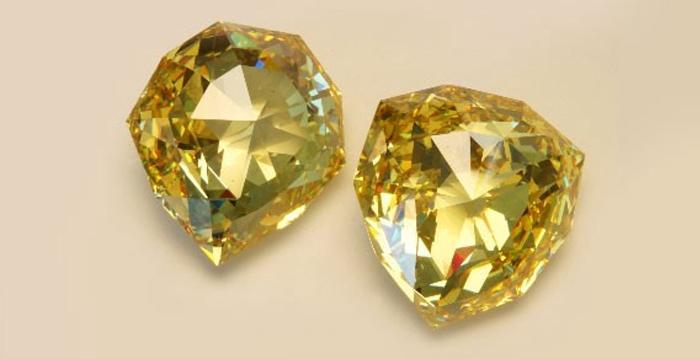 diamante rosa mais caro, diamante mais famoso, The Florentine Diamond